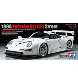 Tamiya 1/10 1996 Porsche 911 GT1 Street - TA03R-S Chassis Kit