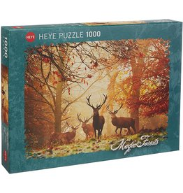 Heye Stags - 1000 Piece Puzzle