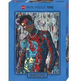 Heye Sharing is Caring - 1000 Piece Puzzle
