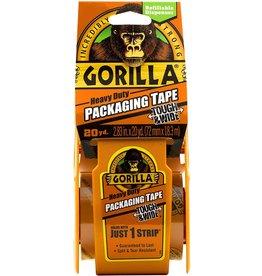 Gorilla Glue 6020002 - Gorilla HD Packaging Tape 20 yard