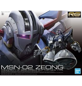 Bandai MSN-02 Zeong RG