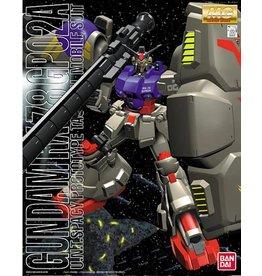 Bandai RX-78 GP02A Gundam MG