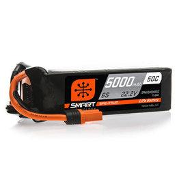Spektrum SPMX50006S50 - 22.2V 5000mAh 6S 50C Smart LiPo Battery: IC5