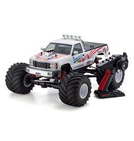 Kyosho 1/8 USA-1 VE 4S Monster Truck - Readyset