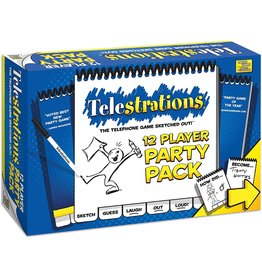 USAopoly Telestrations - 12 Player Party Pack