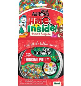 Crazy Aarons 3.2oz - Hide Inisde Present Surprise Thinking Putty