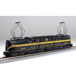 Bachmann 65203 - HO PRR Green 5-Stripe GG-1 Electric Loco #4842 - DCC Ready