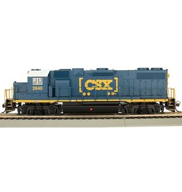 Bachmann 61720 - HO CSX HTM EMD GP38-2 Diesel Locomotive #2640