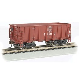Bachmann 18611 - HO Duluth, Missabe & Iron Range Mineral Red Ore Car #71323