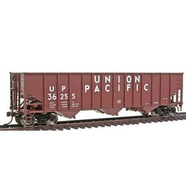 Bachmann 18702 - HO Union Pacific Bethlehem Steel 3-Bay 100-Ton Open Hopper #36255