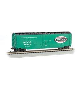 Bachmann 18020 - HO New York Central 50' Plug-Door Boxcar #48222