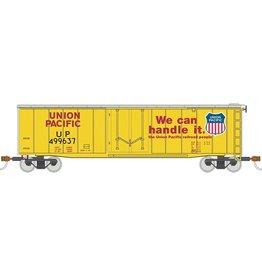 Bachmann 18005 - HO Union Pacific 50' Plug-Door Boxcar #499637