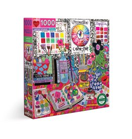 Eeboo Artist's Studio - 1000 Piece Puzzle