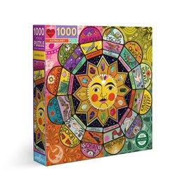 Eeboo Astrology - 1000 Piece Puzzle