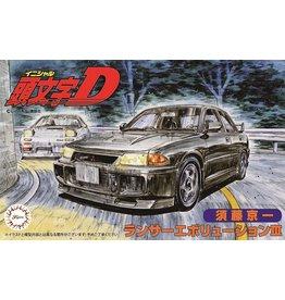 Fujimi 183657 - 1/24 Lancer Evolution III - Kyoichi Sudo