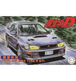 Fujimi 183664 - 1/24 Impreza WRX Type R STI - Fujiwara Takumi