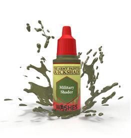 The Army Painter WP1471 - Quickshade Military Shader 18ml Wash