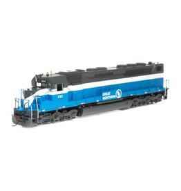 Athearn G63705 - HO SDP45 w/DCC & Sound, GN #332