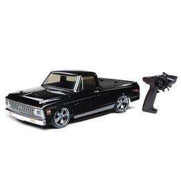 Losi 1/10 1972 Chevy C10 Pickup Truck V100 AWD RTR - Black