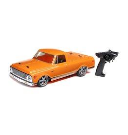 Losi 1/10 1972 Chevy C10 Pickup Truck V100 AWD RTR - Orange