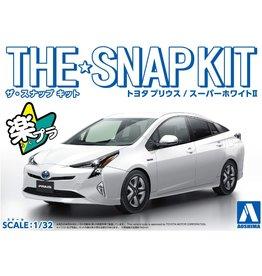 Aoshima 05416 - 1/32 Toyota Prius - Super White II