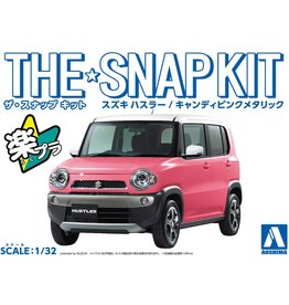 Aoshima 05415 - 1/32 Suzuki Hustler - Pink