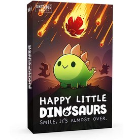 Tee Turtle Happy Little Dinosaurs Card Game