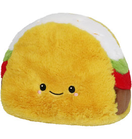 "Squishable Snugglemi Snackers Taco 5"""