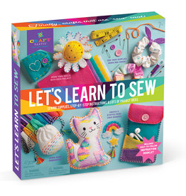 Ann Williams Group Let's Learn to Sew