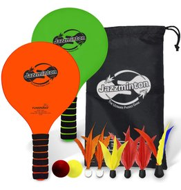 Funsparks Jazzminton Deluxe Pro Pack
