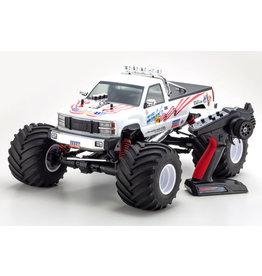 Kyosho 1/8 USA-1 GP .25 Engine Monster Truck - Readyset