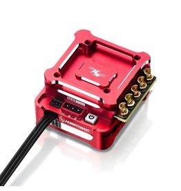 HobbyWing 30112615 - Xerun XD10 Pro ESC - Drift Racing, Passion Edition (Red)