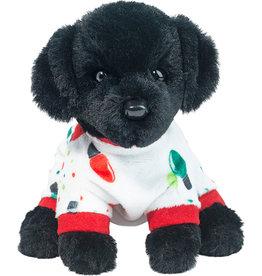 Douglas Black Lab PJ Pup - Small