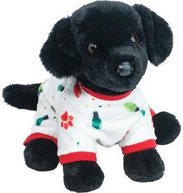 Douglas Black Lab PJ Pup - Medium