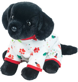 Douglas Black Lab PJ Pup - Large