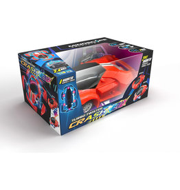 Mindscope Turbo Twister Crashnetix  - Red