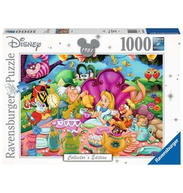 Ravensburger Alice in Wonderland - 1000 Piece Puzzle