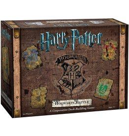 USAopoly Harry Potter: Hogwarts Battle - Cooperative Deck Building Card Game