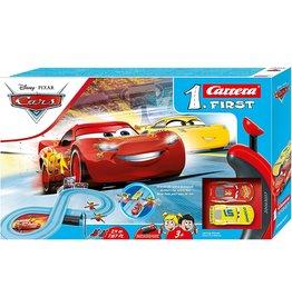 Carrera Carrera First - Disney Cars: Race of Friends