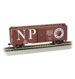 Bachmann 17015 - HO Northern Pacific #43099 40' Box Car