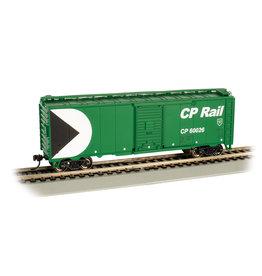 Bachmann 16004 - HO CP RAIL #60026 - GREEN - 40' Box Car