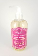 Rose Tonka Liquid Soap