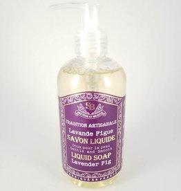 Lavender Fig Liquid Soap