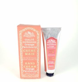 Orange Patchouli 30ml Hand Cream