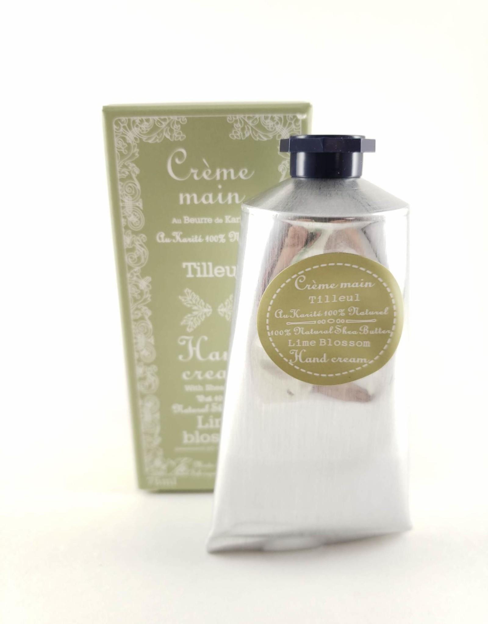 Lime Blossom 75ml Hand Cream