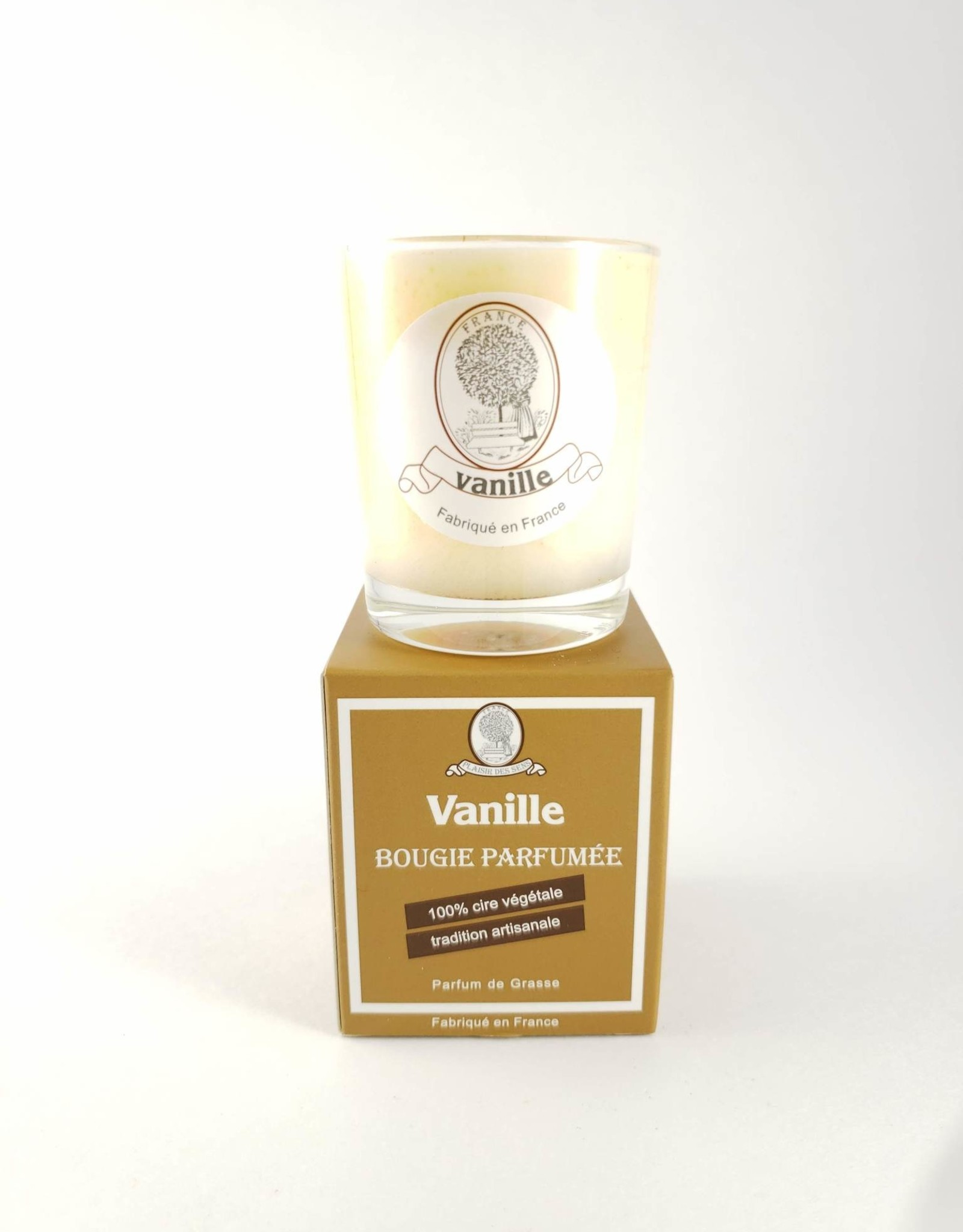 Vanilla 100ml Candle