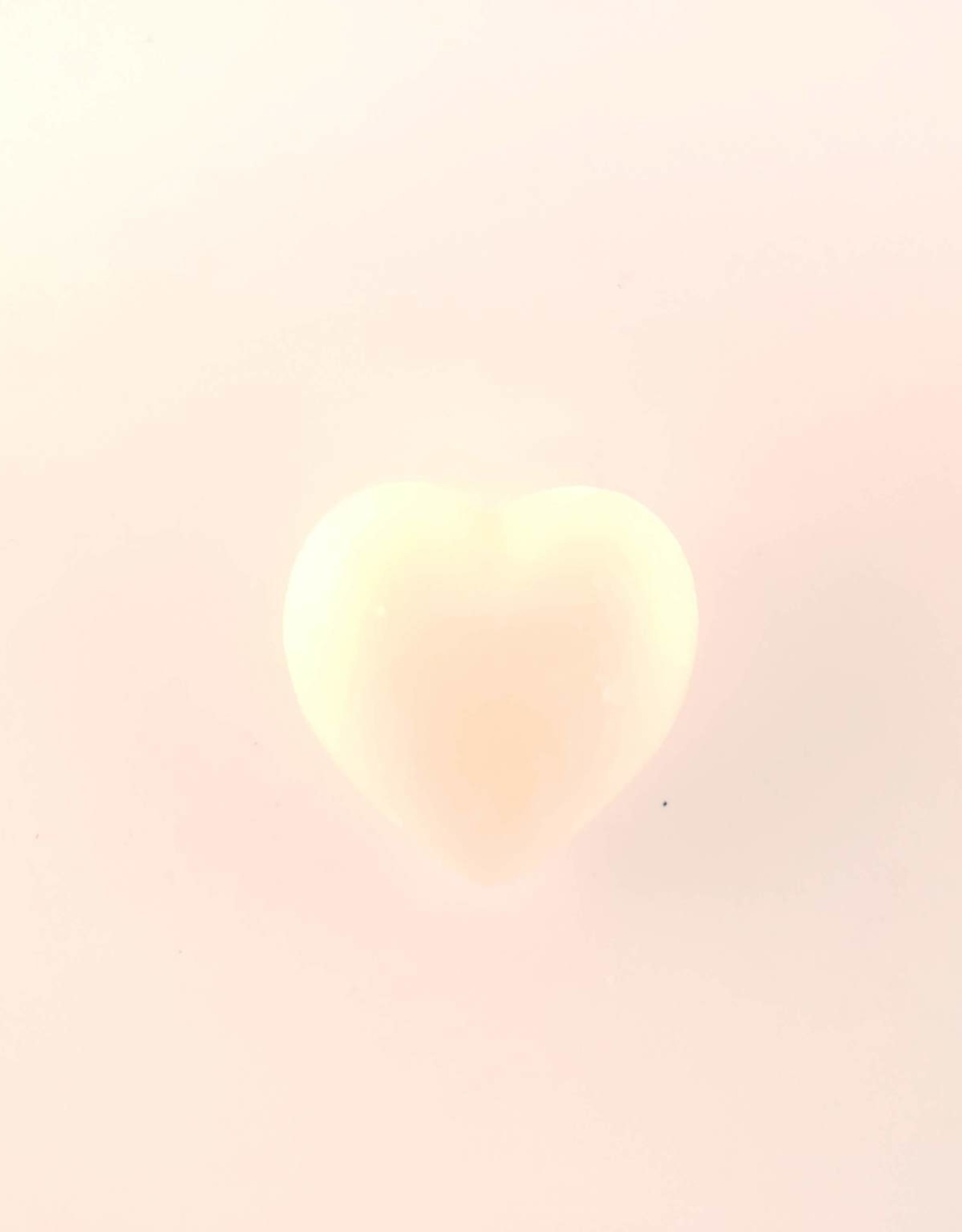 Milk 25g Heart Soap