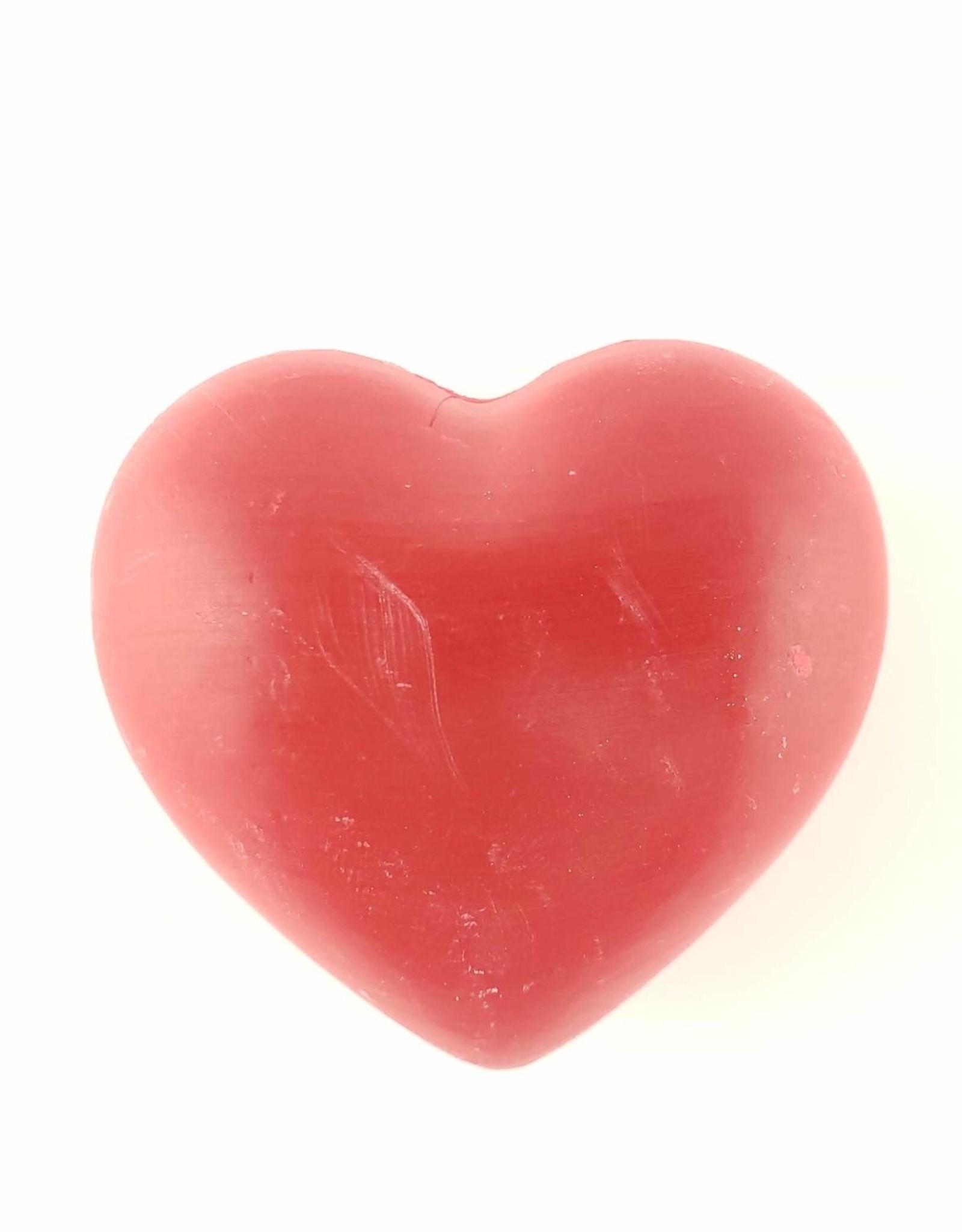 Apple of Love 100g Heart Soap