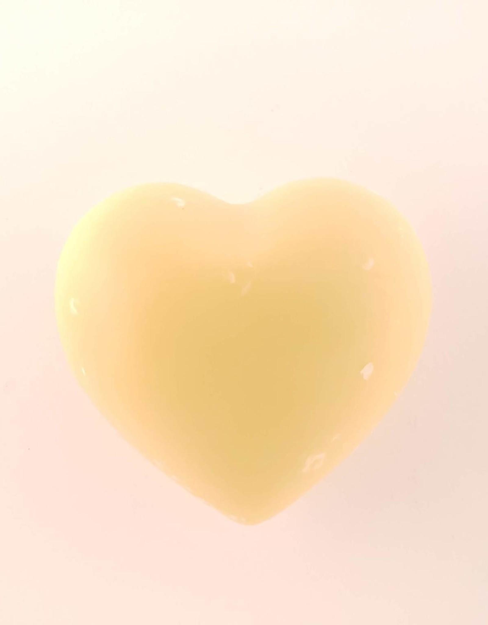 Lemongrass 100g Heart Soap