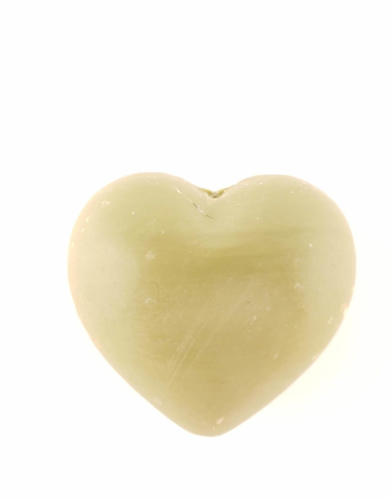 Verbena 100g Heart Soap